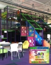 First indoor playground in Russia - Kaliningrad