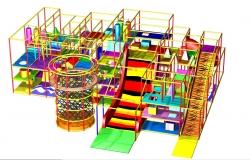 leicon construit nouvelle aire de jeux int 233 rieur en allemagne leicon la r 233 f 233 rence des jeux